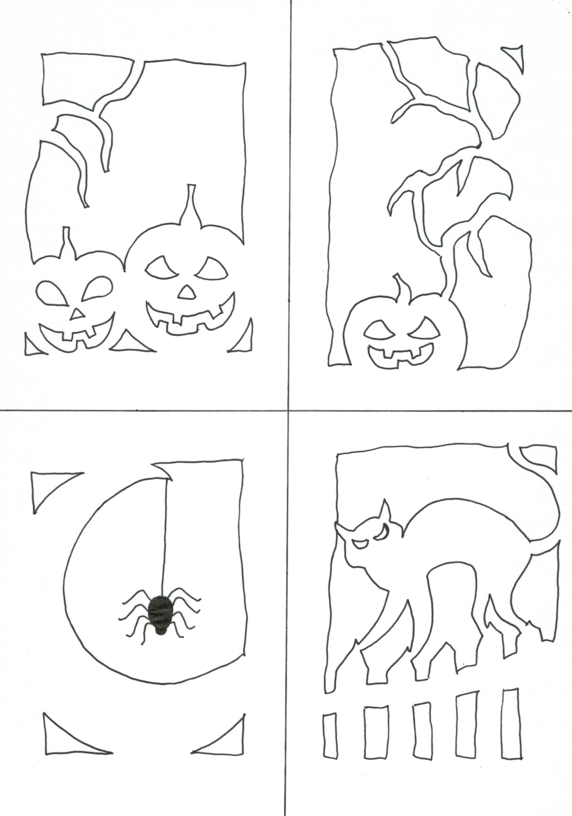 Niedlich Halloween Wortsuche Frei Ideen - Malvorlagen Von Tieren ...